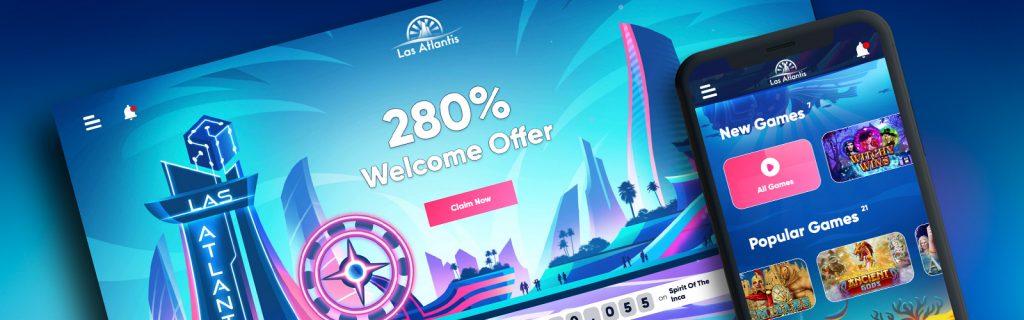 Las Atlantis online casino review 2020