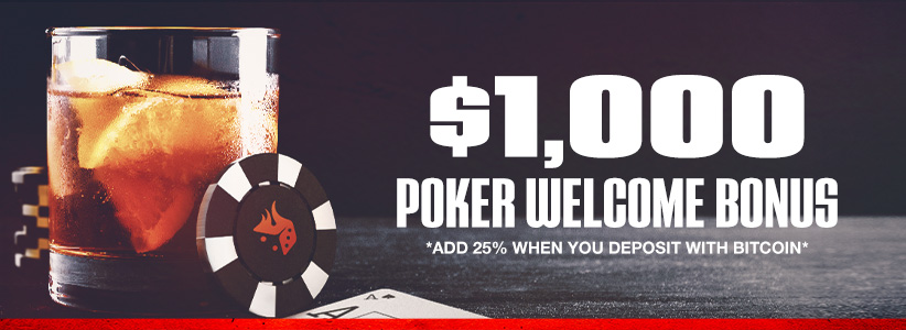 Ignition Poker welcome bonus
