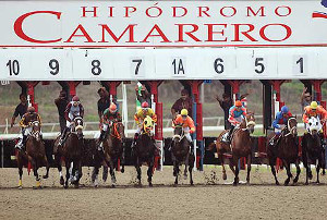 Camarero Race Track, Canovanas, Puerto Rico